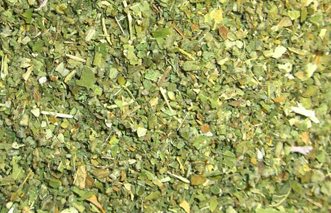 American Bulk Herbs Marshmallow leaf  cut and sifted c/s